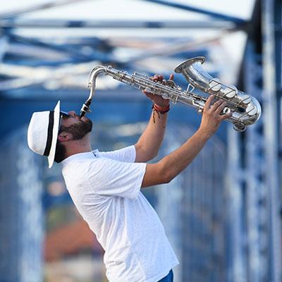 Ilija Stefanovic Saksofon-Klarinet